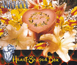 Nirvana - Heart-Shaped Box single cover