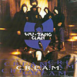 Wu-Tang Clan - C.R.E.A.M. single cover