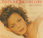 Janet Jackson - That's The Way Love Goes single cover