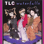 TLC - Waterfalls single cover