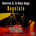 Warren G featuring Nate Dogg - Regulate single cover