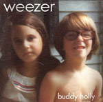 Weezer - Buddy Holly single cover