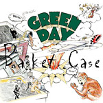 Green Day - Basket Case single cover