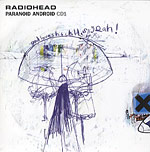 Paranoid Android single cover