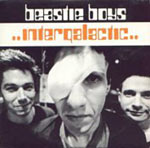 Intergalactic by Beastie Boys single cover