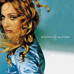 Ray Of Light by Madonna single cover