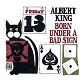 Born Under A Bad Sign album cover