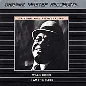 I Am The Blues album cover
