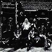 Allman Brothers At Fillmore East album cover