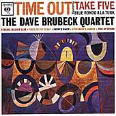 Dave Brubeck - Time Out album cover