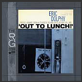 Eric Dolphy - Out To Lunch album cover