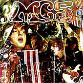 MC5 - Kick Out The Jams album cover