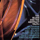 Oliver Nelson - The Blues & The Abstract Truth album cover