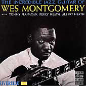 Wes Montgomery - The Incredible Jazz Guitar album cover