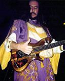 Primus bassist Les Claypool