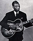 Blues guitarist T-Bone Walker