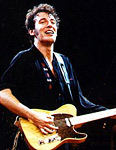 Rock Artist Bruce Springsteen