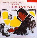 Rock And Rollin' With Fats Domino album cover