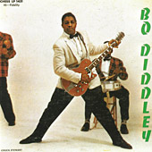 Bo Diddley album cover