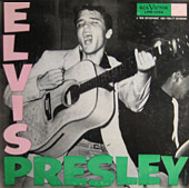 Elvis Presley - album cover