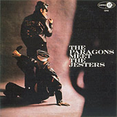 The Paragons Meet The Jesters album cover