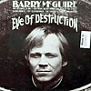 Eve of Destruction record single cover
