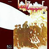 Led Zeppelin II album cover
