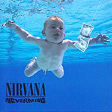 Nevermind album cover - Nirvana