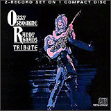 Tribute album cover by Ozzy Osbourne/Randy Rhoads