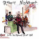 1964 Live On Maxwell Street album cover