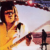 Live Robin Trower album cover