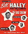 Bill Haley and his Comets poster