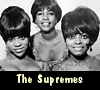 The Supremes singing group photo