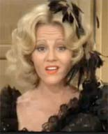 Comedic actress Madeline Kahn