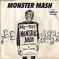 Monster Mash - single cover