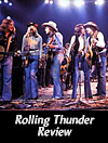 Bob Dylan's Rolling Thunder Review members