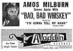 Amos Milburn - Bad Bad Whiskey