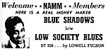 Lowell Fulson - Blue Shadows
