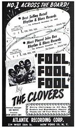 The Clovers - Fool, Fool, Fool