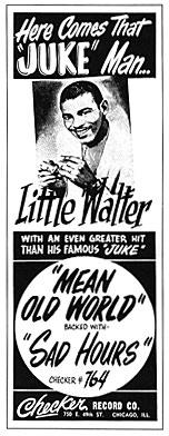 Little Walter poster