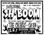 Sh-Boom poster