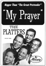 My Prayer by The Platters - Ad