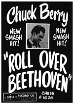 Roll Over Beethoven - Chuck Berry - Ad