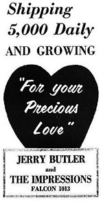 For Your Precious Love - Ad
