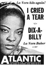 Lavern Baker - I Cried A Tear - Ad