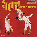 Shout record sleve