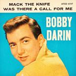 Mack The Knife by Bobby Darin 45 rpm single sleeve