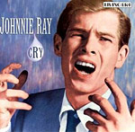 Cry by Johnnie Ray 45 rpm single sleeve