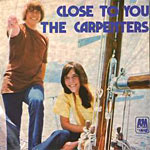 Close To You record cover