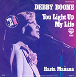 You Light Up My Life record cover
